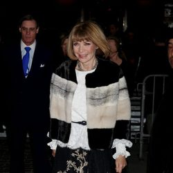 Anna Wintour en la fiesta de Giorgio Armani 'One Night Only' en Nueva York