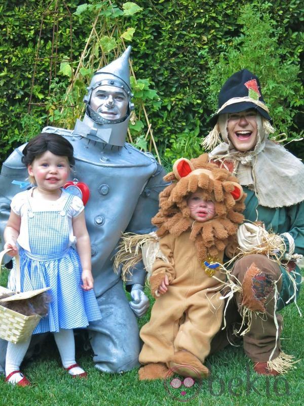 Neil Patrick Harris y su familia se disfrazan en Halloween 2012