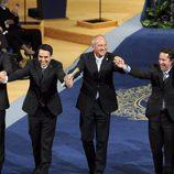 Representantes de la Sociedad Max Planck, Premio Príncipe de Asturias 2013 de Cooperación Internacional