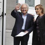 Eduard Punset en los Premios Príncipes de Asturias 2013