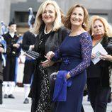 Paloma Rocasolano en los Premios Príncipe de Asturias 2013