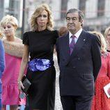 Francisco Álvarez Cascos en los Premios Príncipe de Asturias 2013