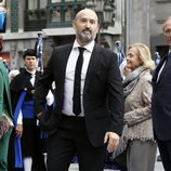 Javier Cámara en los Premios Príncipe de Asturias 2013