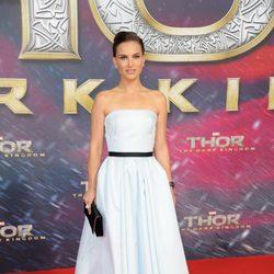 Natalie Portman en la premiere de 'Thor: El mundo oscuro' en Berlín