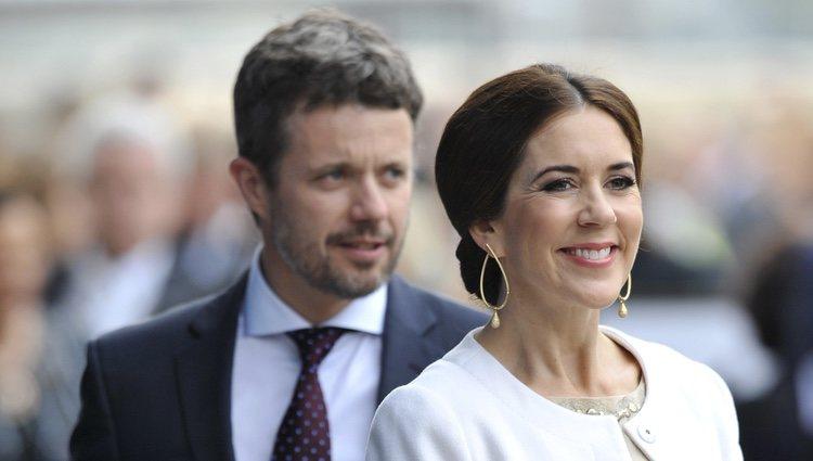 Los Príncipes de Dinamarca en los actos de celebración de los 40 años de la Ópera de Sydney