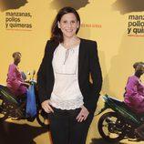 Malena Alterio en la premiere del documental 'Manzanas, pollos y quimeras'