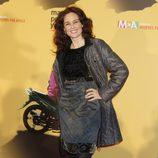 Silvia Marsó en la premiere del documental 'Manzanas, pollos y quimeras'