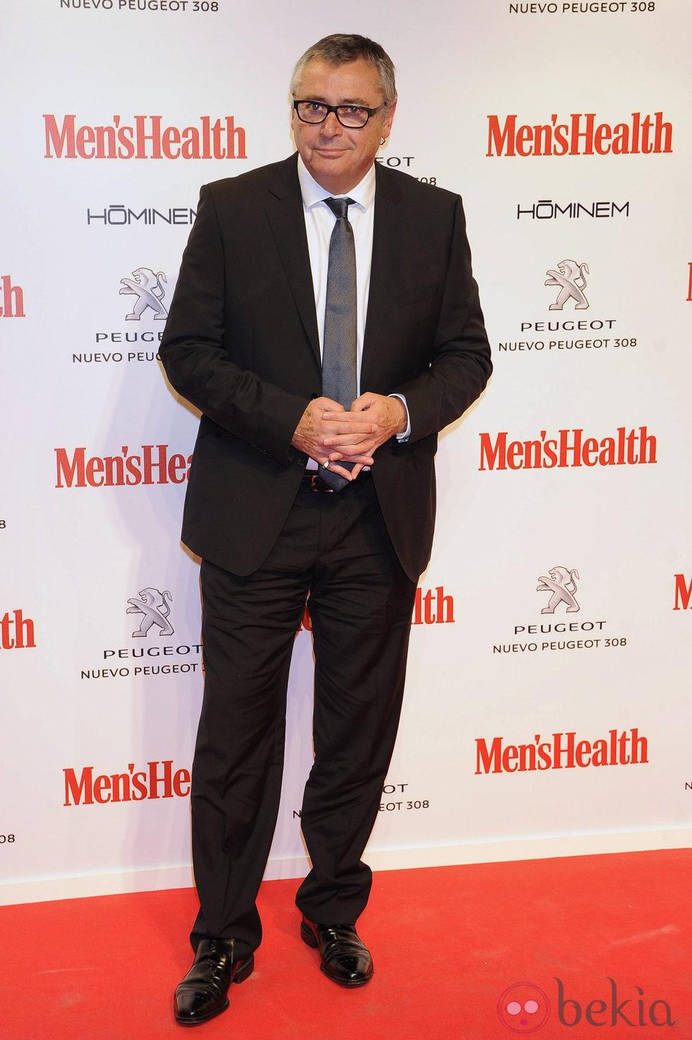 Michael Robinson en los Premios Men's Health Hombres del Año 2013
