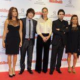 Samantha Vallejo, Jordi Cruz y Pepe Rodríguez en los Premios Men's Health Hombres del Año 2013