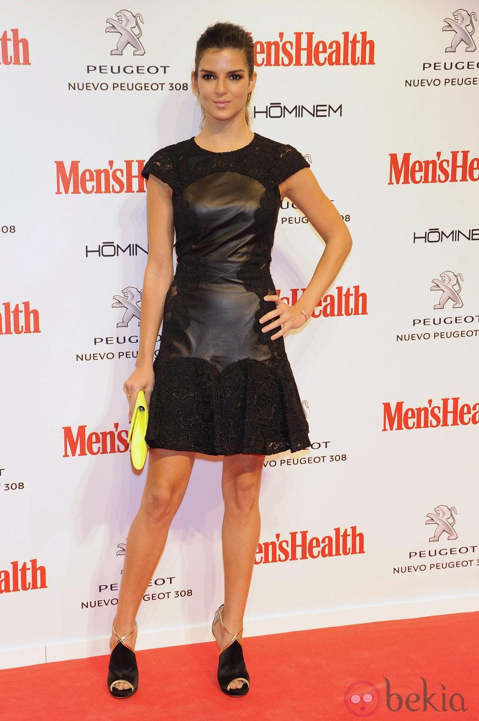 Clara Lago en los Premios Men's Health Hombres del Año 2013
