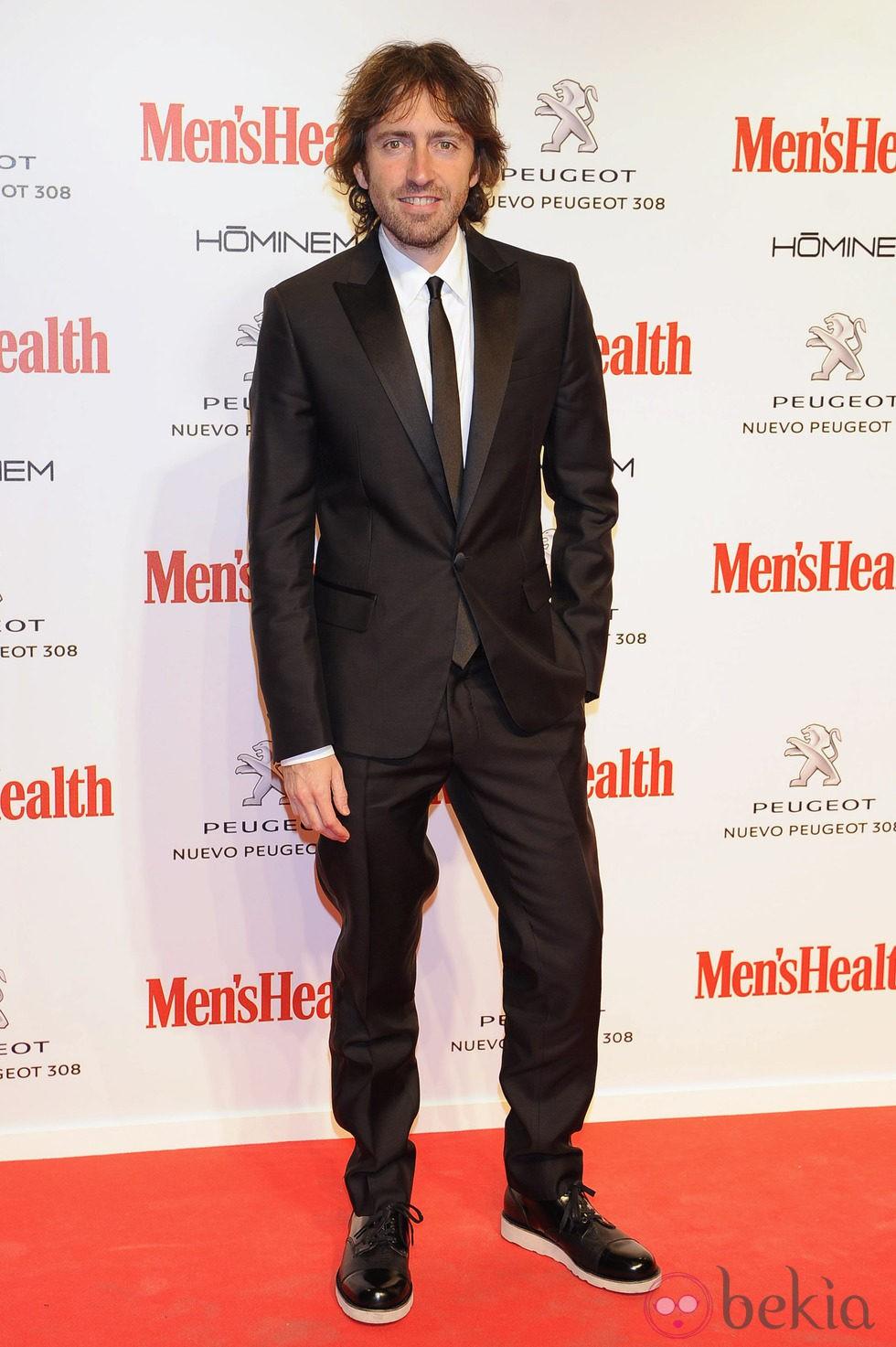 Daniel Sanchez Arévalo en los Premios Men's Health Hombres del Año 2013