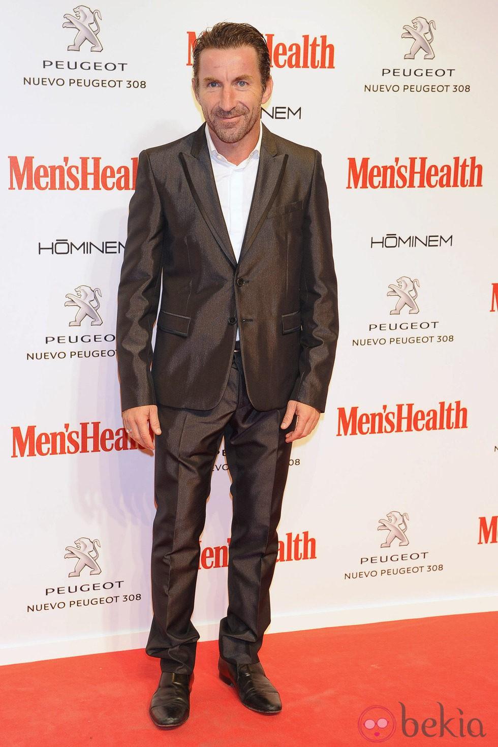 Antonio de la Torre en los Premios Men's Health Hombres del Año 2013