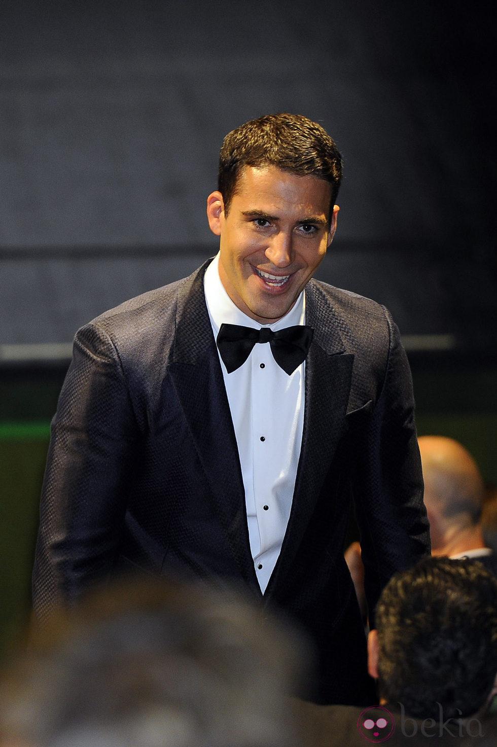 Miguel Ángel Silvestre en los Premios Men's Health Hombres del Año 2013