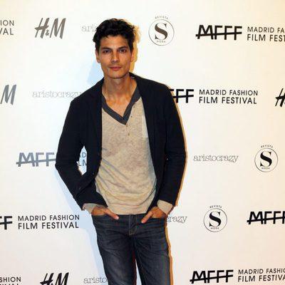 Javier de Miguel en el Madrid Fashion Film Festival 2013