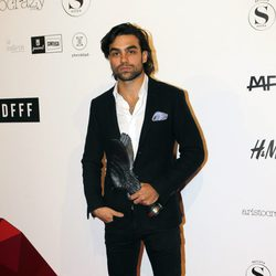 Diego Osorio en el Madrid Fashion Film Festival 2013