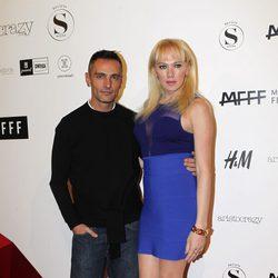 David Delfín y Topacio Fresh en el Madrid Fashion Film Festival 2013