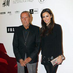 Elio Berhanyer en el Madrid Fashion Film Festival 2013