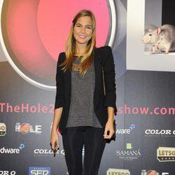 Natalia Sánchez en el estreno de 'The Hole 2'