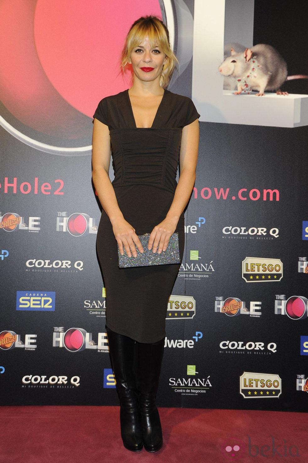 María Adánez en el estreno de 'The Hole 2'