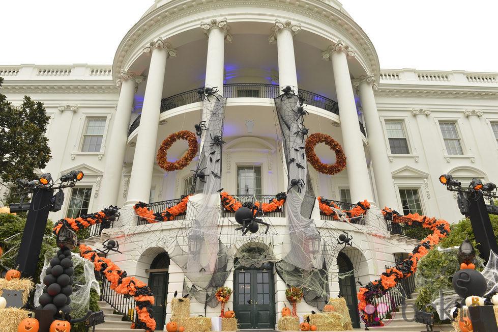 La casa blanca decorada para halloween 2013 bekia for La casa 2013