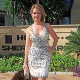 Olvido Hormigos en la boda de Víctor Janeiro y Beatriz Trapote