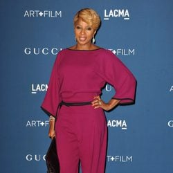 Mary J. Blige en la gala LACMA Art + Film