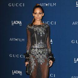 Nicole Richie en la gala LACMA Art + Film