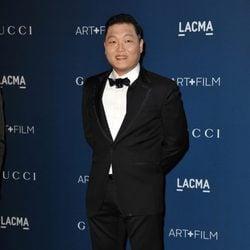 PSY en la gala LACMA Art + Film