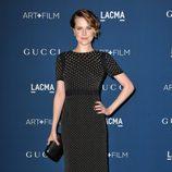 Evan Rachel Wood en la gala LACMA Art + Film