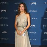 Salma Hayek en la gala LACMA Art + Film