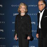 Jane Fonda en la gala LACMA Art + Film