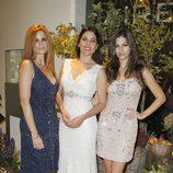 Olivia de Borbón, Adriana Ugarte y Úrsula Corberó presenta la colección 2014 de Aire