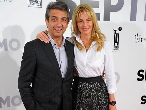 Ricardo Darín y Belén Rueda en el estreno de 'Séptimo'