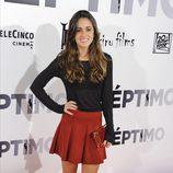 Macarena García en el estreno de 'Séptimo'