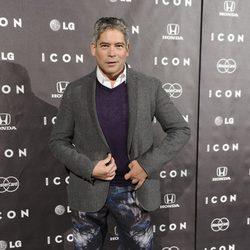 Boris Izaguirre en la presentación de la revista Icon