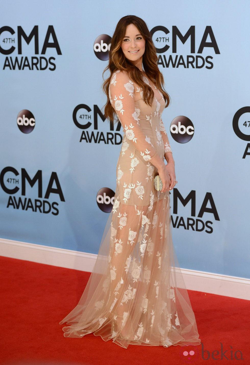 Kacey Musgraves en los Premios CMA 2013