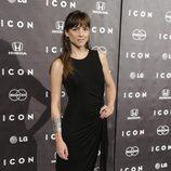 Leonor Watling en la presentación de la revista Icon