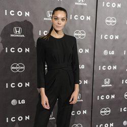 Ana Rujas en la presentación de la revista Icon