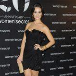 Alicia Sanz en la fiesta del 20 aniversario de Women'Secret