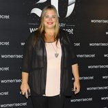 Caritina Goyanes en la fiesta del 20 aniversario de Women'secret