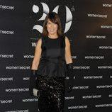 Mabel Lozano en la fiesta del 20 aniversario de Women'Secret