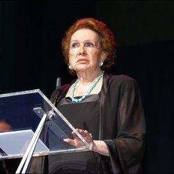 Amparo Rivelles en el Festival de Cine de Valencia 2005