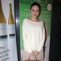 Ana Arias en el estreno de 'Conversaciones con mamá'