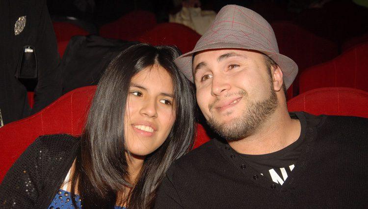 Chabelita Pantoja y Kiko Rivera