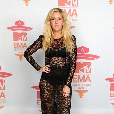 Ellie Goulding en los MTV Europe Music Awards 2013