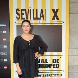 Estrella Morente presenta 'Guadalquivir' en el Festival de Cine Europeo de Sevilla 2013