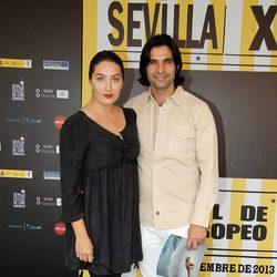 Estrella Morente y Javier Conde en el Festival de Cine Europeo de Sevilla 2013