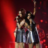 Actuación de Icona Pop en los MTV EMA 2013