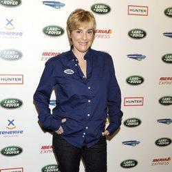 Anabel Alonso, participante de la IV edición de Land Rover Discovery Challenge