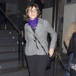 Sandra Barneda en una fiesta de la Fábrica de la Tele